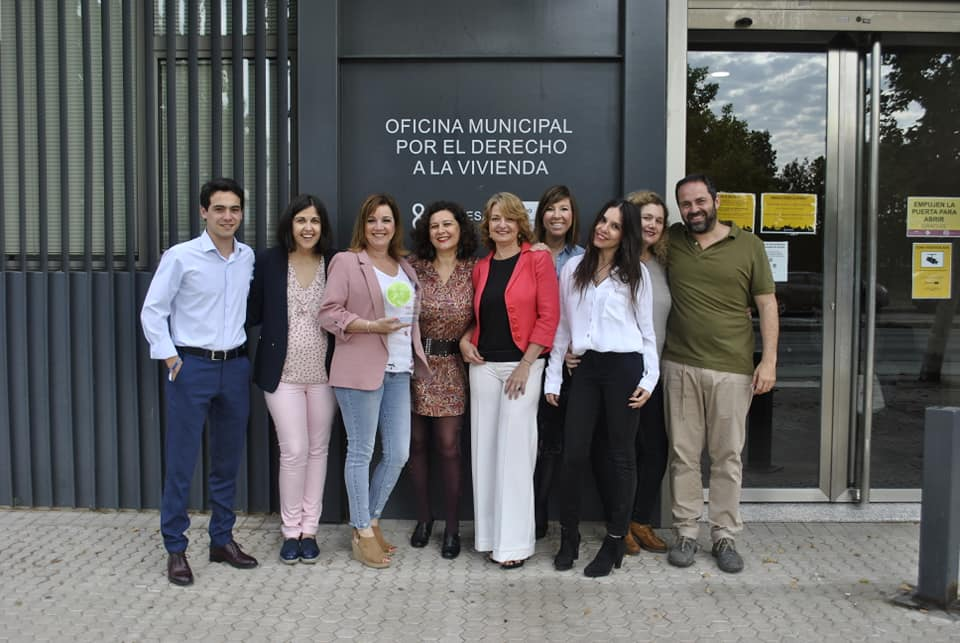 Premio OMDV Programa Convivencia Emvisesa