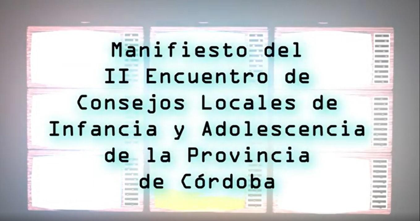 Manifiesto Córdoba